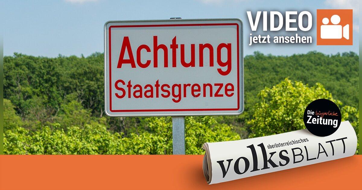 Grenzöffnung Zu österreich