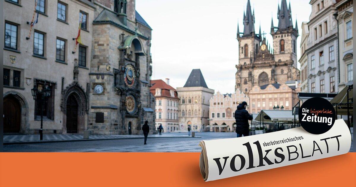 Erstmals mehr als 5.000 neue Corona-Fälle in Tschechien