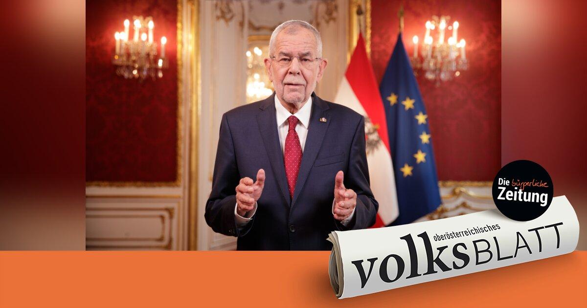 Van der Bellen: Werden Demokratie verteidigen