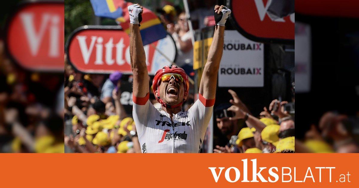 Degenkolb feierte ersten Sieg im Rahmen der Tour de France