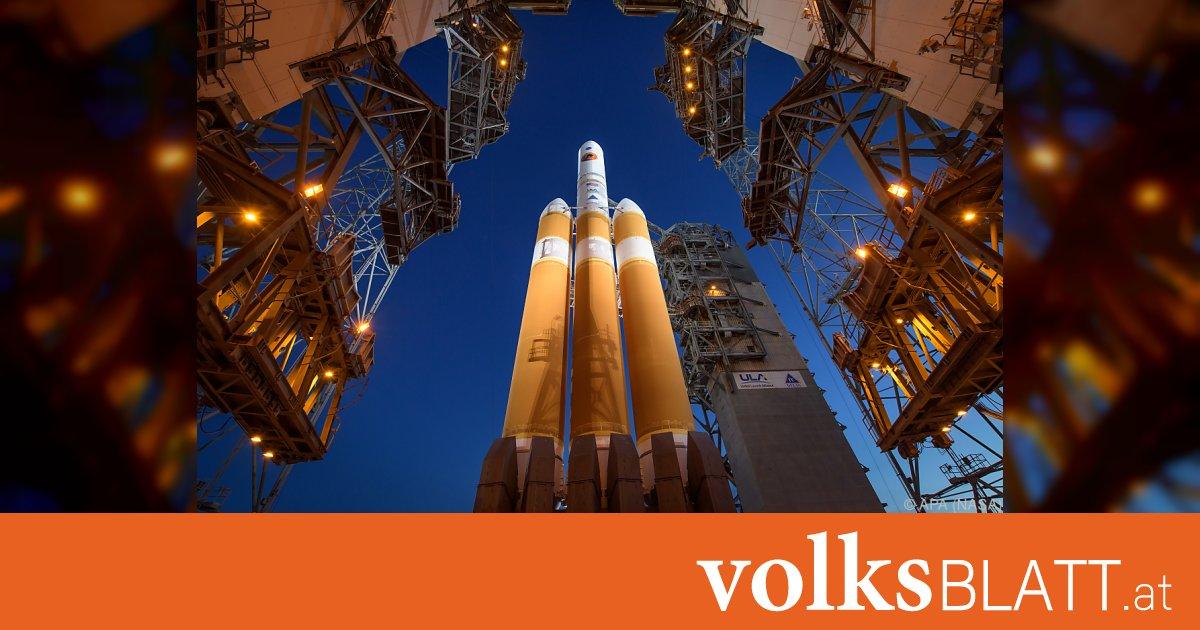Erste Sonde zur Sonnenatmosphäre gestartet