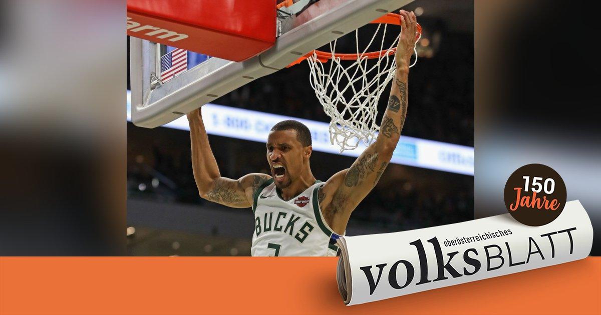 Milwaukee Bucks im NBA-Conference-Finale