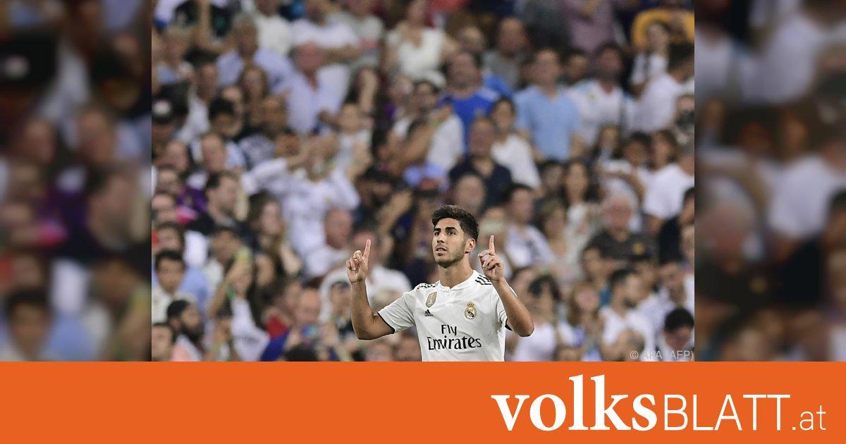 Real Madrid nach 1:0 über Espanyol vorerst Tabellenführer