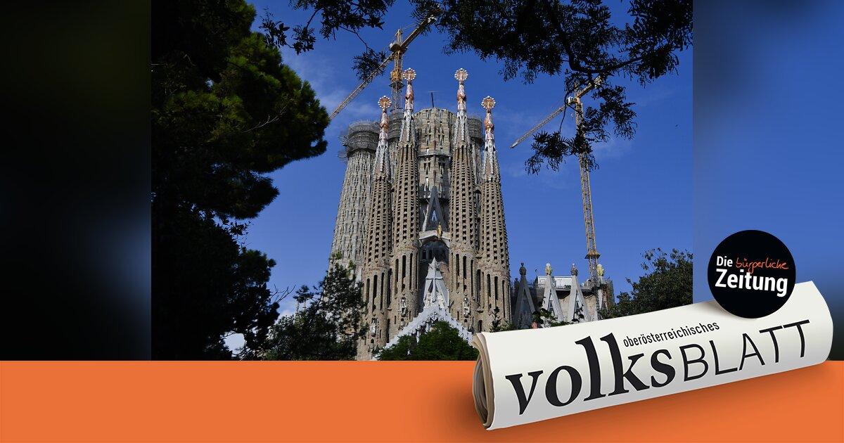 Sagrada Familia wird wegen Corona nicht rechtzeitig fertig