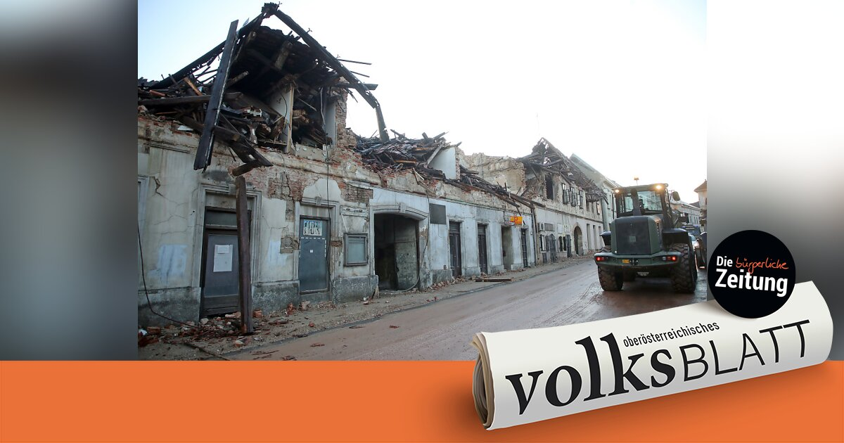 Erdbeben Österreich Linz / Erdbeben Nepal Caritas Schickt ...