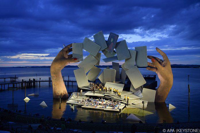 Bundespräsident Van der Bellen eröffnet die 72. Bregenzer Festspiele
