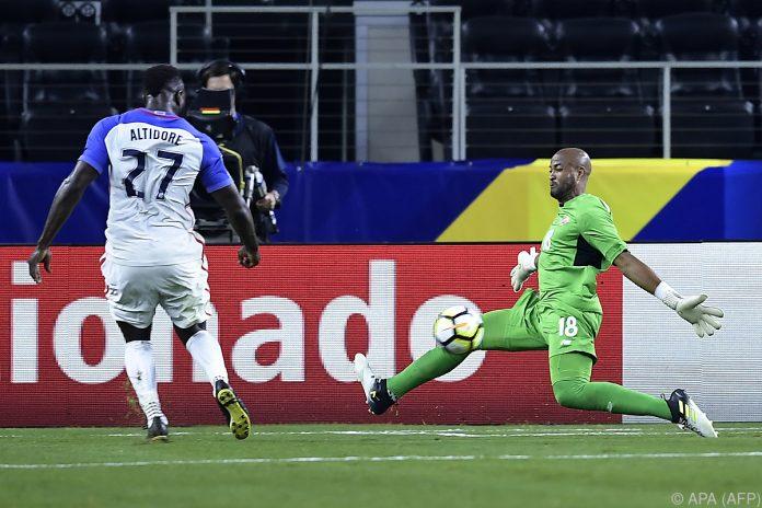 USA und Costa Rica zogen beim Gold-Cup ins Halbfinale ein