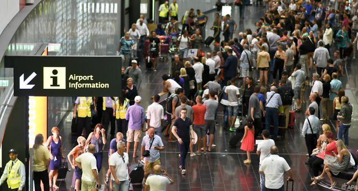 Flughafen mit Passagier- und Gewinnplus