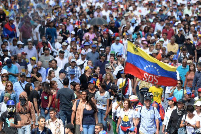 Berichte über Soldaten-Rebellion in Venezuela