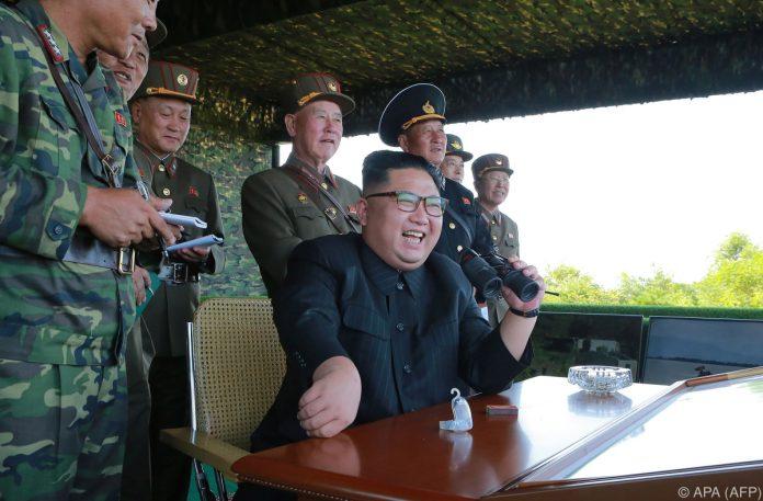 USA: Nordkorea testet erneut ballistische Raketen