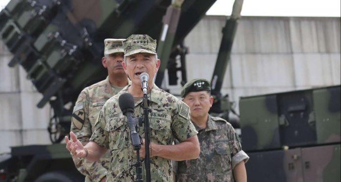 Nordkorea droht den USA wegen Militärmanöver