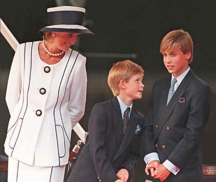 Neue Bilder von Herzogin Kate, Prinz William und Prinz Harry beim Spaziergang