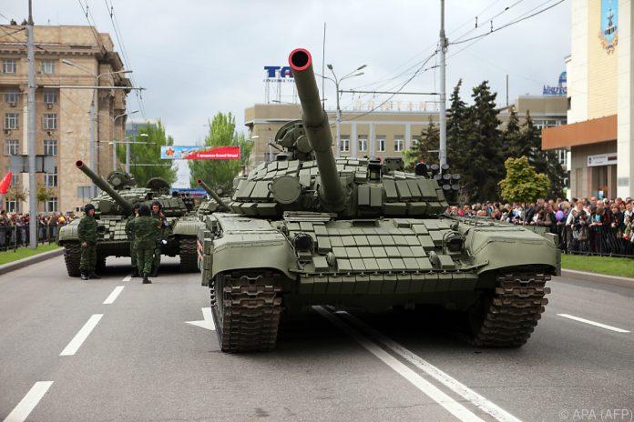 Russland setzt auf Friedenstruppe in der Ostukraine