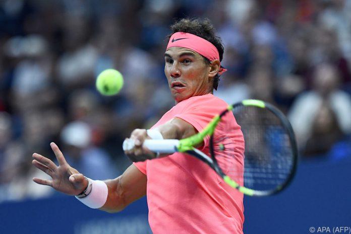 Nadal steht im Halbfinale der US Open