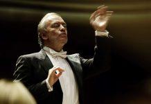 Maestro Valery Gergiev in seinem Element