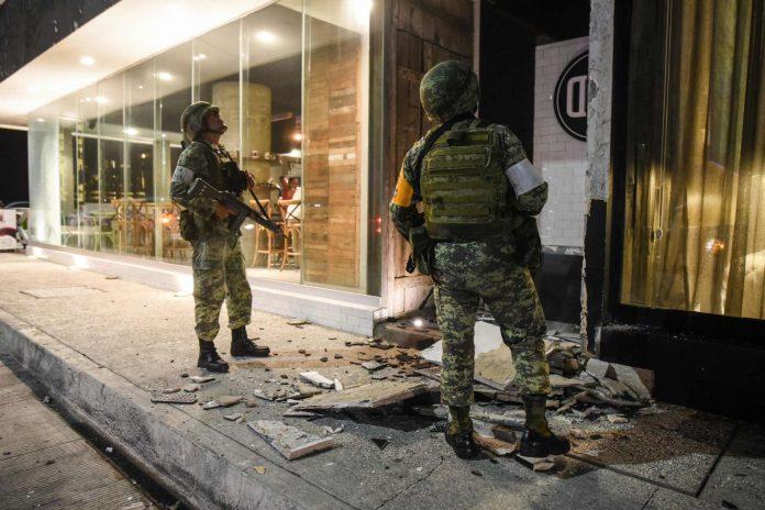 Starkes Erdbeben erschüttert Mexikos Küste - Tsunami-Warnung für ganze Region