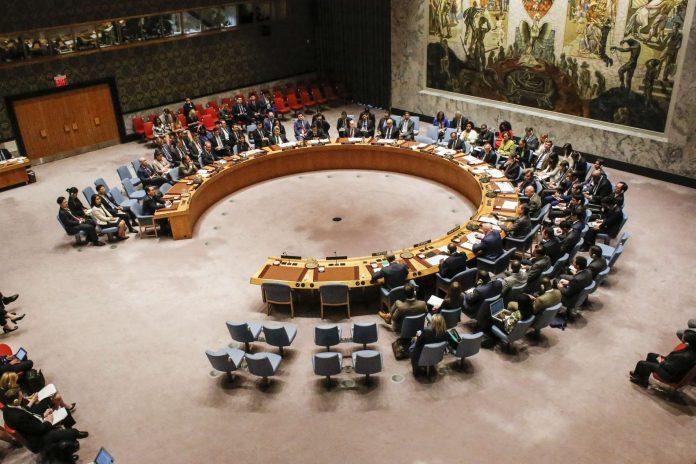 Der von den USA letztlich abgeschwächte Entwurf neuer Sanktionen fand im UNO-Sicherheitsrat Zustimmung.