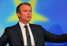 """Präsident Macron an der Sorbonne: Europa ist """"zu schwach, zu langsam, zu ineffizient""""..."""