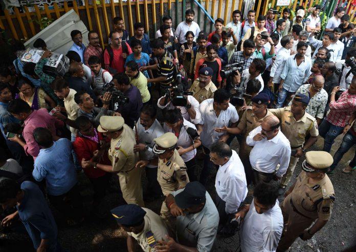 Viele Tote bei Massenpanik in Mumbai