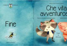"""Das Gewinnerbuch in diesem Jahr ist """"Che vita avventurosa!"""" (""""Was für ein abenteuerliches Leben!"""") von Martina Guelfi und Alessia Di Vittorio."""