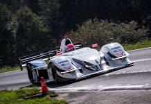 Christian Merli trieb seinen 900-PS-Osella zum nächsten Streckenrekord in Esthofen.