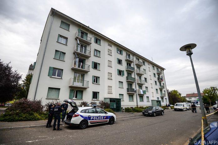 Vier Kinder und ein Erwachsener durch Hausbrand im Elsass getötet