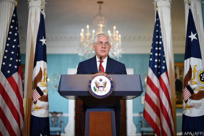 US-Außenminister soll Trump