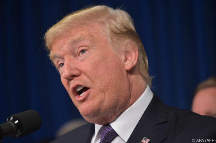 Trump erneuert Vorwürfe gegen Iran: