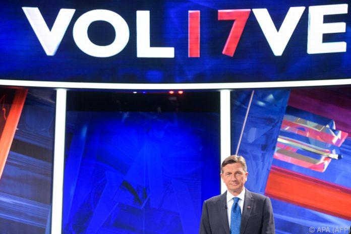 Präsidentschaftswahl in Slowenien hat begonnen