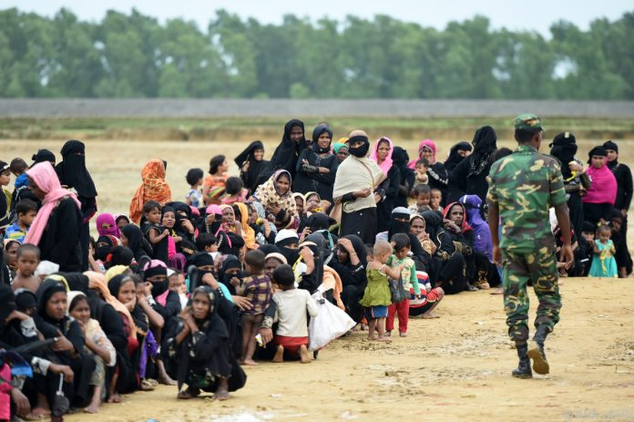 UN erwartet mehr als eine Million Rohingya-Flüchtlinge