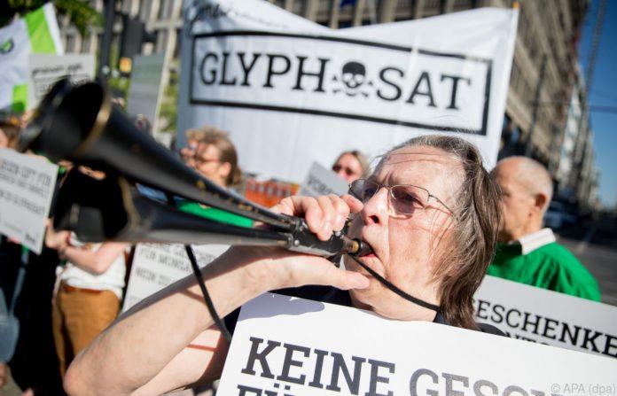EU-Parlament gegen Verlängerung für Glyphosat um 10 Jahre