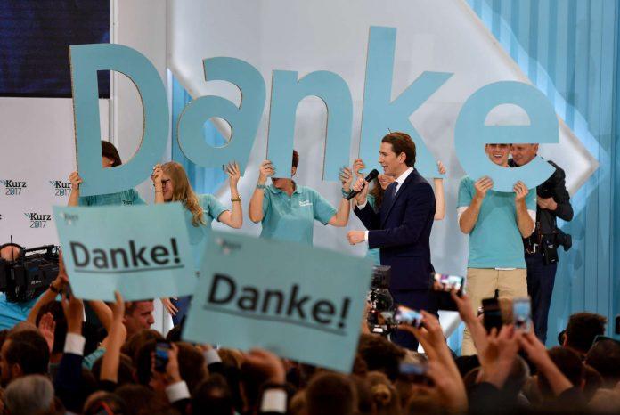 Bundespräsident Van der Bellen sprach mit Wahlsieger Kurz über potenzielle Koalitionen