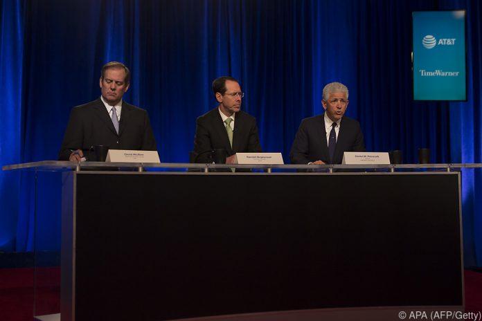 US-Justizministerium will Übernahme von Time Warner durch AT&T verhindern