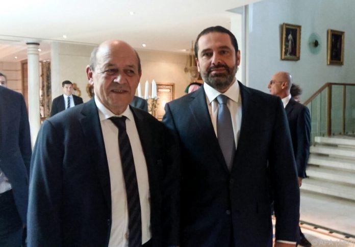 Libanon: Macron will Bestätigung von Rücktritt des Premiers