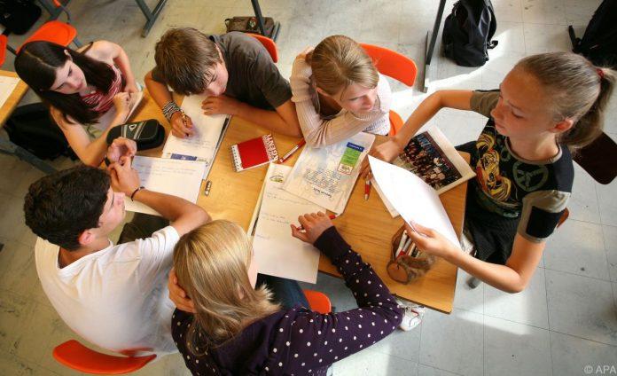 Pisa-Studie: Deutsche Schüler gut in Teamarbeit