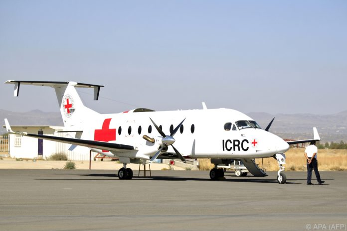 Erste Hilfsflugzeuge in Jemens Hauptstadt Sanaa gelandet