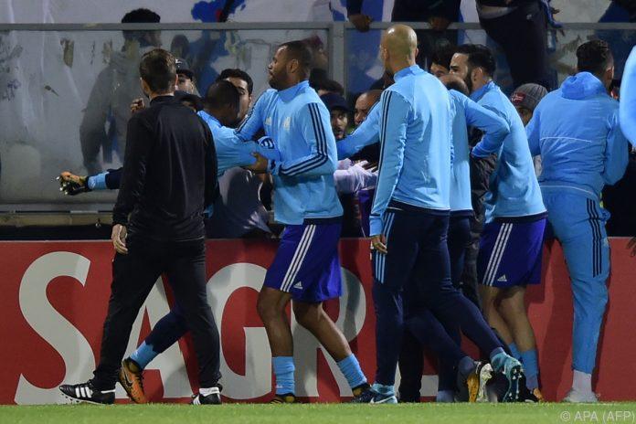 Uefa sperrt Evra bis Saison-Ende