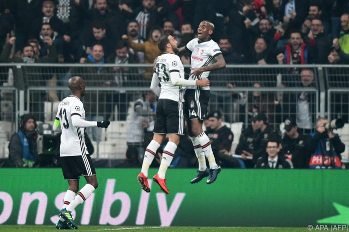 Champions League: Besiktas steht in Ko-Phase