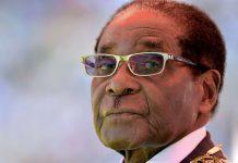 Geht doch: Robert Mugabe.E. Mnangagwa: Mit 75 neuer Präsident.