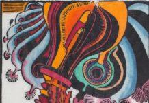 """Wenn Arbeiterinnen träumen ... geht auch mal eine Glühbirne am Fließband zu Bruch. Aus Kronheims Zyklus """"Hell wie der lichte Tag"""" (1972)"""