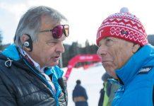 Die beiden wissen, wie der Hase läuft: ÖSV-Sportdirektor Hans Pum (l.) und Präsident Peter Schröcksnadel.
