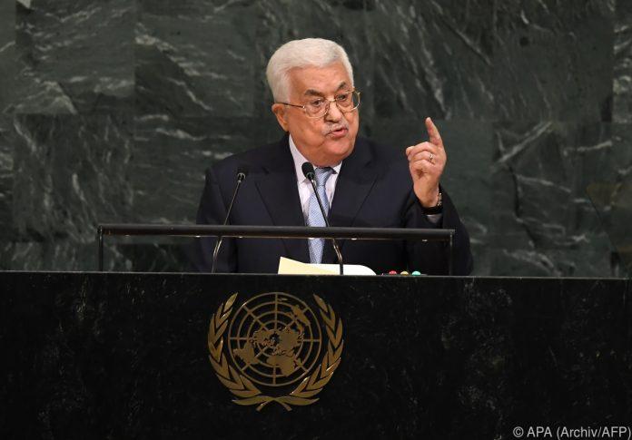 Abbas gegen Anerkennung Jerusalems als Hauptstadt Israels