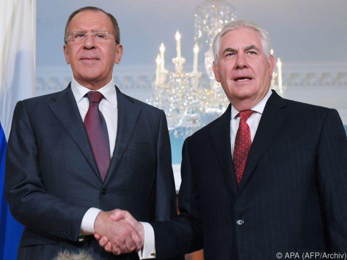 OSZE-Treffen zeigt verhärtete Fronten USA - Russland
