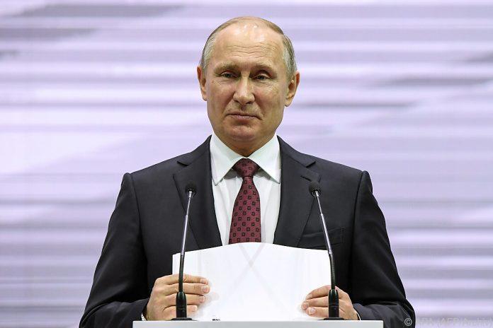 Putin ordnet Teilabzug der Truppen an