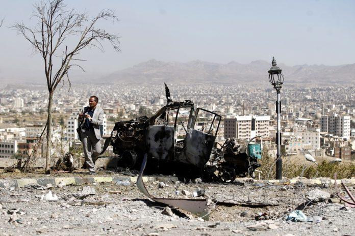 Mehr als 60 Tote bei Luftangriffen im Jemen