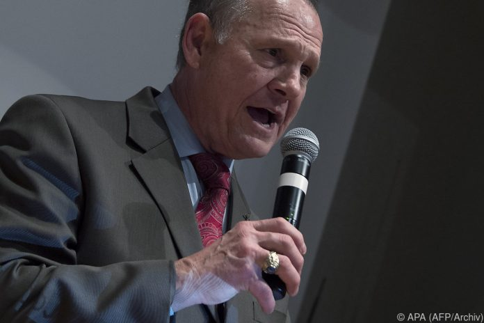 Republikaner Roy Moore geht juristisch gegen Wahlergebnis vor