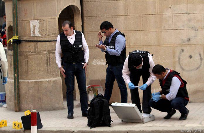 Mehrere Tote bei Angriffen auf Kopten nahe Kairo