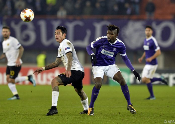 Austria Wien nach 0:0 gegen AEK Athen in Europa League out
