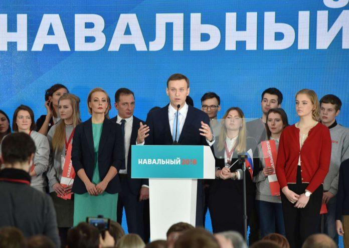 Putin-Kritiker Nawalny darf nicht zur Wahl antreten