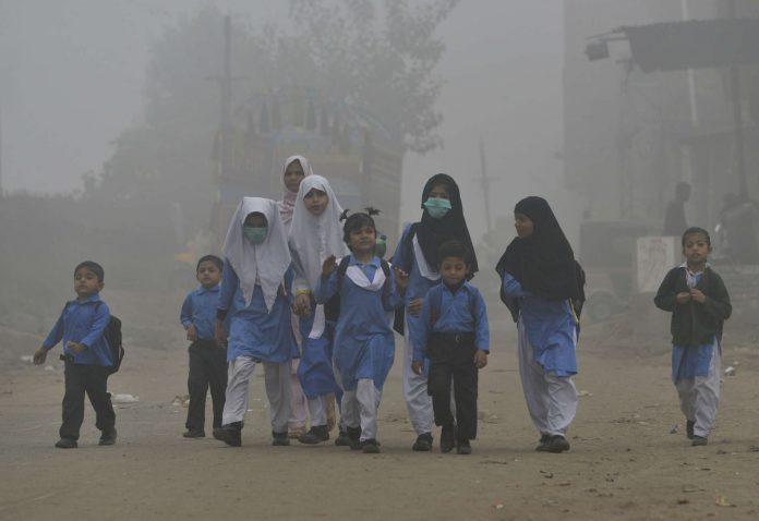 PAKISTAN-ENVIRONMENT-POLLUTION